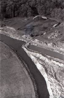 ARH NL Koberg 3316, Wasserregelung der Großen Aue zwischen der Mündung und Liebenau, 1960