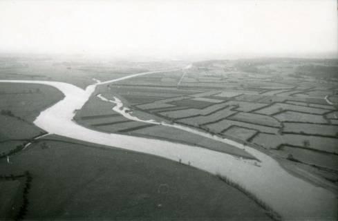 ARH NL Koberg 3323, Wasserregelung der Großen Aue zwischen der Mündung und Liebenau, 1960