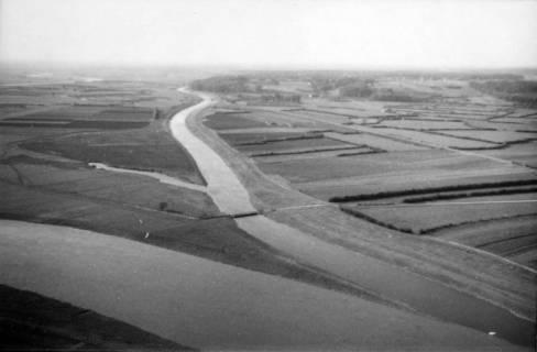 ARH NL Koberg 3324, Wasserregelung der Großen Aue zwischen der Mündung und Liebenau, 1960