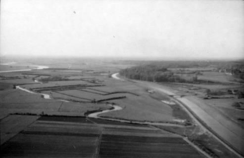 ARH NL Koberg 3325, Wasserregelung der Großen Aue zwischen der Mündung und Liebenau, 1960