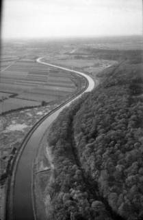 ARH NL Koberg 3326, Wasserregelung der Großen Aue zwischen der Mündung und Liebenau, 1960