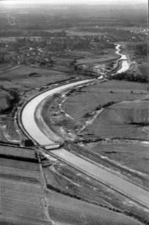 ARH NL Koberg 3327, Wasserregelung der Großen Aue zwischen der Mündung und Liebenau, 1960