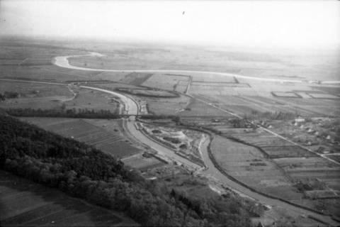 ARH NL Koberg 3329, Wasserregelung der Großen Aue zwischen der Mündung und Liebenau, 1960