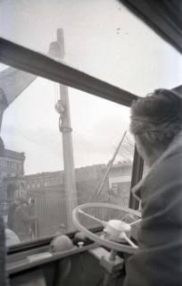 ARH NL Koberg 349, Baustelle auf dem Ernst-August-Platz, Hannover, 1972