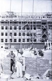 ARH NL Koberg 379, Wohnungsbau in der Kleestraße, Hannover, zwischen 1948/1949