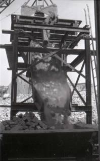 ARH NL Koberg 404, Trümmerbeseitigung in der Ständehausstraße, Hannover, zwischen 1946/1948
