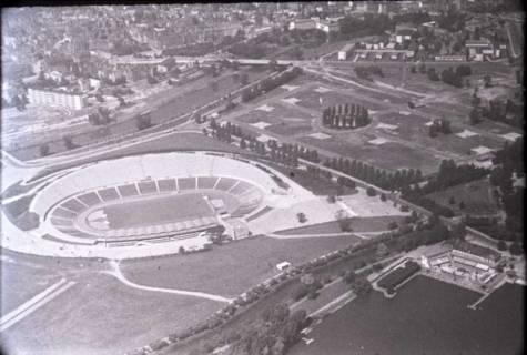 ARH NL Koberg 443, Schützenplatz und Niedersachsenstadion, Hannover, 1957