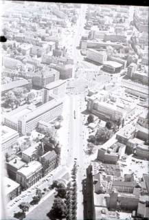 ARH NL Koberg 476, Georgstraße, Georgsplatz und Aegidientorplatz, Hannover, 1957