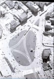 ARH NL Koberg 478, Aegidientorplatz, Hannover, 1957