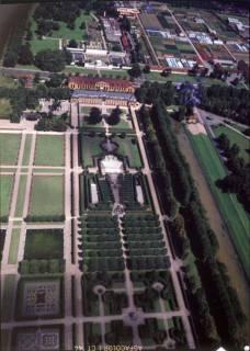ARH NL Koberg 534, Galerie und Orangerie mit Schlossgarten, Herrenhausen, ohne Datum