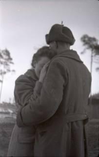 ARH NL Koberg 561, Heimkehr aus der Kriegsgefangenschaft in Russland, wohl 1949