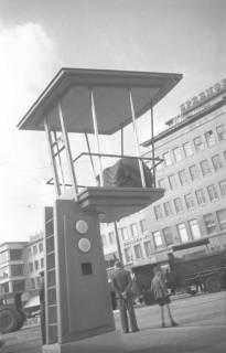 ARH NL Koberg 741, Vekehrsturm am Kröpcke, Hannover, nach 1948