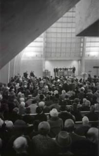 ARH NL Koberg 812, Einweihung der Gerhard-Uhlhorn-Kirche, Linden, 1964