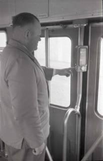 ARH NL Koberg 834, Neuerungen bei der ÜSTA, Hannover, 1964