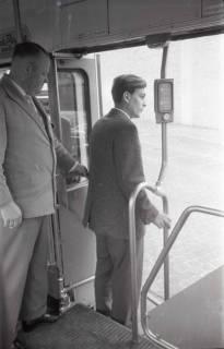 ARH NL Koberg 836, Neuerungen bei der ÜSTRA, Hannover, 1964