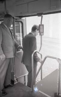 ARH NL Koberg 837, Neuerungen bei der ÜSTRA, Hannover, 1964