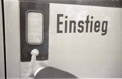 ARH NL Koberg 840, Neuerungen bei der ÜSTRA, Hannover, 1964