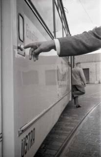 ARH NL Koberg 842, Neuerungen bei der ÜSTRA, Hannover, 1964