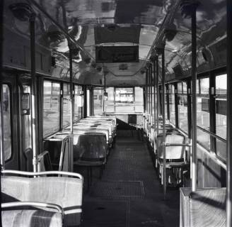 ARH NL Koberg 891, Neue Straßenbahntypen der Üstra, Hannover, 1963