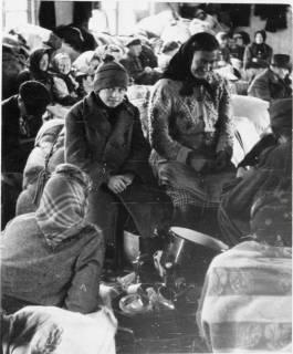 ARH NL Koberg 903, Flüchtlingsauffanglager, Empelde, 1946