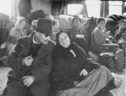 ARH NL Koberg 906, Flüchtlingsauffanglager, Empelde, 1946