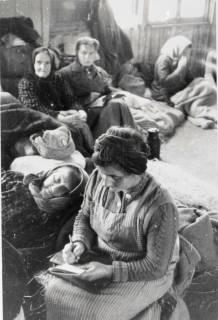 ARH NL Koberg 907, Flüchtlingsauffanglager, Empelde, 1946