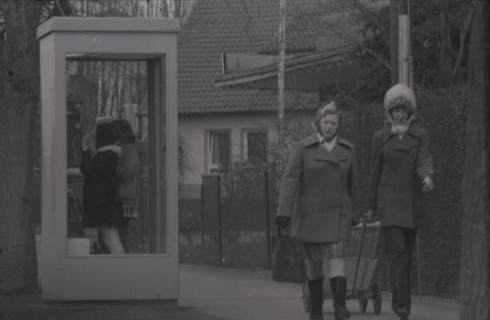 ARH NL Koberg 959, Telefonzelle, Gleidingen, 1974