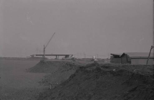 ARH NL Koberg 966, Straßenbaustelle, Gleidingen, 1974