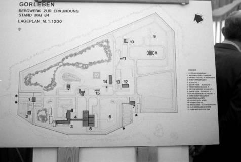 ARH NL Mellin 01-001/0002, Salzstock Gorleben, 1984
