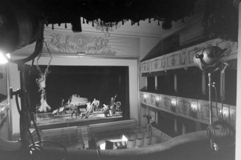 ARH NL Mellin 01-002/0013, Schlosstheater in Celle, ohne Datum