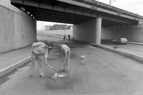 ARH NL Mellin 01-003/0024, Bau der B 443/ Burgdorfer Straße Unterführung in Lehrte, ohne Datum