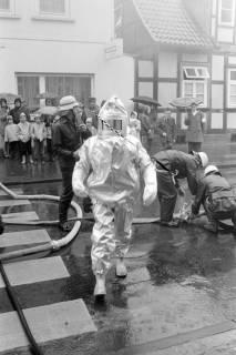 ARH NL Mellin 01-007/0021, Übung? der Freiwilligen Feuerwehr Burgdorf, ohne Datum