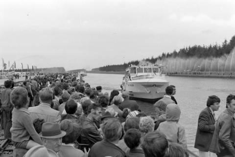 ARH NL Mellin 01-013/0006, Eröffnung des Elbe-Seitenkanals (ESK), 1976