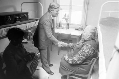 ARH NL Mellin 01-014/0024, Besuch bei Spätaussiedlern aus der UdSSR?, ohne Datum