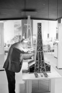 ARH NL Mellin 01-015/0020, Eröffnung? des Deutschen Erdölmuseums in Wietze, ohne Datum