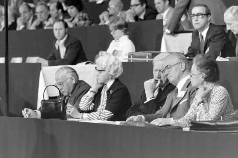 ARH NL Mellin 01-019/0001, 24. Bundesparteitag der CDU, 1976