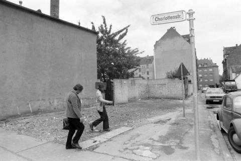 ARH NL Mellin 01-022/0017, Kreuzung Charlottenstraße - Behnsenstraße, ohne Datum