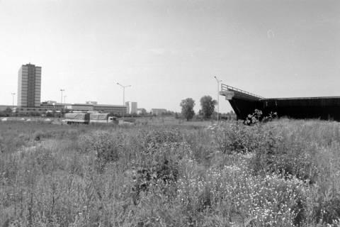 ARH NL Mellin 01-025/0006, Brückenbauwerk der A37 über die Buchholzer Straße in Hannover, ohne Datum