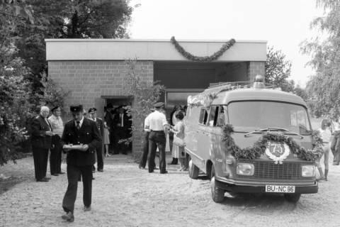 NL Mellin 01-028/0016, Fahrzeugübergabe an die Freiwillige Feuerwehr Isernhagen FB, ohne Datum