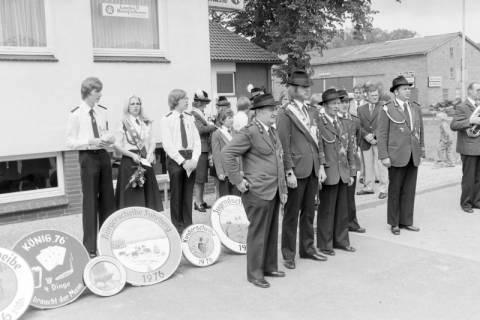 NL Mellin 01-030/0001, Schützenfest, Fuhrberg, 1976