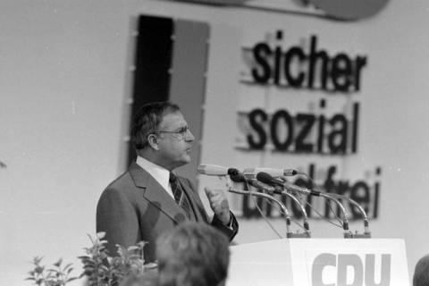 NL Mellin 01-031/0005, 24. Bundesparteitag der CDU, 1976