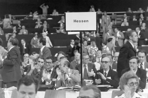 NL Mellin 01-031/0008, 24. Bundesparteitag der CDU, 1976