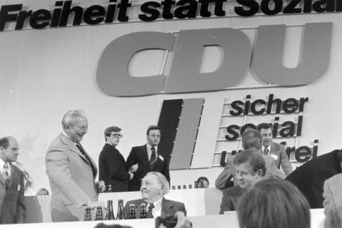 NL Mellin 01-031/0012, 24. Bundesparteitag der CDU, 1976
