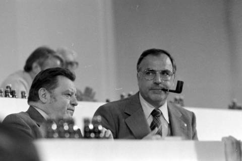 NL Mellin 01-031/0022, 24. Bundesparteitag der CDU, 1976