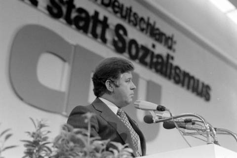 NL Mellin 01-031/0024, 24. Bundesparteitag der CDU, 1976