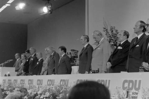NL Mellin 01-032/0006, 24. Bundesparteitag der CDU, 1976