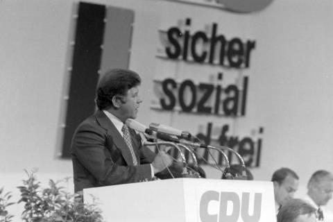 NL Mellin 01-032/0014, 24. Bundesparteitag der CDU, 1976