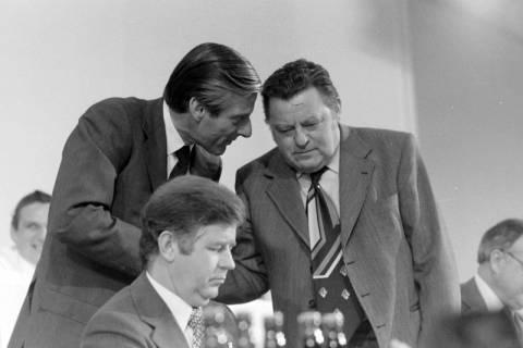 NL Mellin 01-032/0017, 24. Bundesparteitag der CDU, 1976