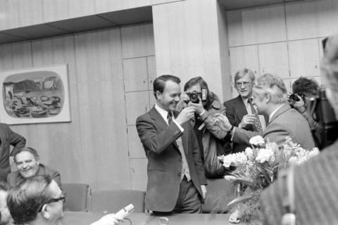 NL Mellin 01-033/0016, ? in den Sitzungsräumen der CDU im Niedersächsischen Landtag, Hannover, ohne Datum