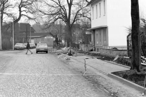 NL Mellin 01-033/0018, Neuanlage der Zufahrt zum Bahnhof Hämelerwald, ohne Datum
